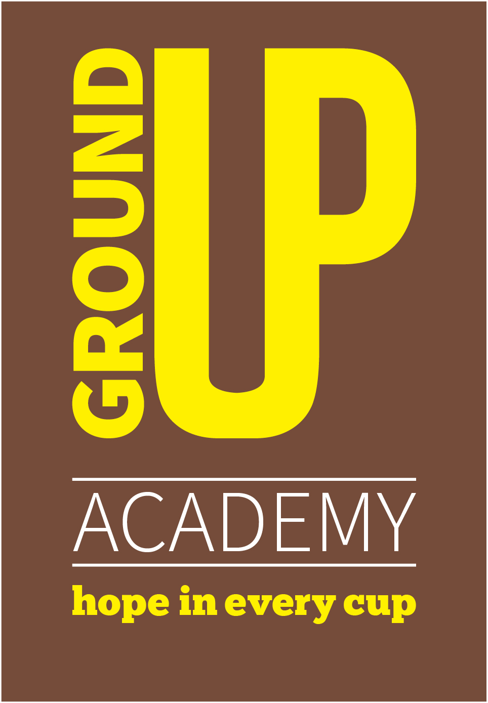 Ground Up Main Logo